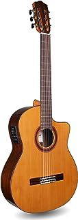 Cordoba C7-CE Cutaway Classical Acoustic-Electric Nylon String Guitar, Iberia Series