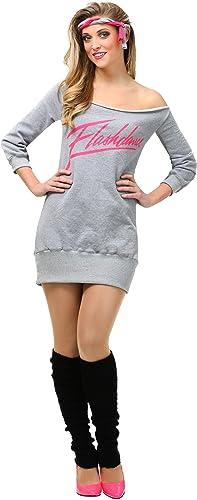 para proporcionarle una compra en línea agradable Wohombres Plus Plus Plus Talla Flashdance Fancy dress costume 2X  el estilo clásico