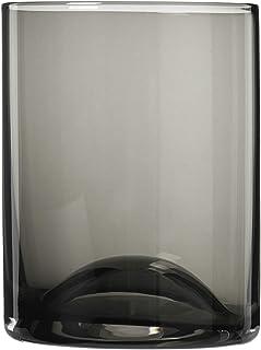 blomus 63829 Wave - Vasos de cristal, color negro