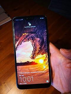 هاتف أونر 10 ثنائي الشريحة 64 جيجابايت فاكتوري غير مقفل 4G النسخة العالمية فانتوم جرين