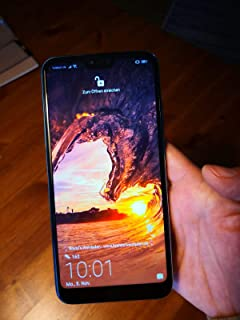 Honor 10 Dual Sim 64Gb Factory Unlocked 4G Smartphone Version International Phantom Green