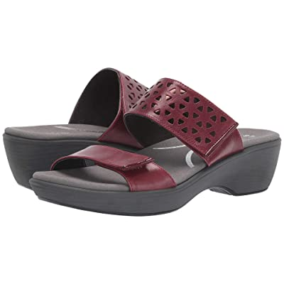 Naot Moreto (Rumba/Red Leather) Women