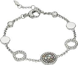 Vintage Glitz Crystal Bracelet