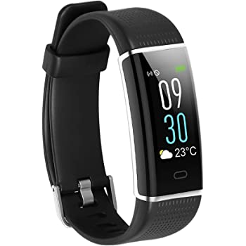 Fitplus FP09 Fitness Tracker with Personal Dietitian (3 Month) and Personal Trainer Session