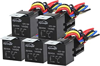 Best 30 amp 5 pin relay Reviews
