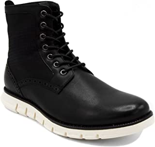 Men's Palmetto Mid Lace Up Fashion Chukka Derby Boot