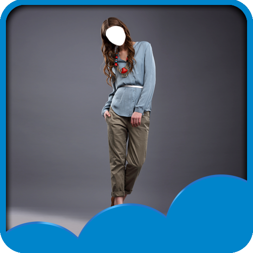 Women Fashion Pants Su