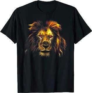 Bodybuilder Fierce Lion Face Beast Gym Rise & Grind Gift T-Shirt