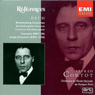Bach: Brandenburg Concertos / Concerto, BWV 596 / Largo Concerto, BWV 1056