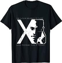 Malcom X Day T-shirt