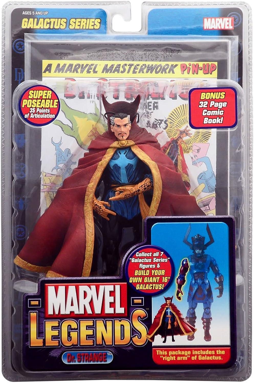 marca de lujo Marvel Legends Doctor Strange galactic galactic galactic series by Juguete Biz  precios bajos todos los dias