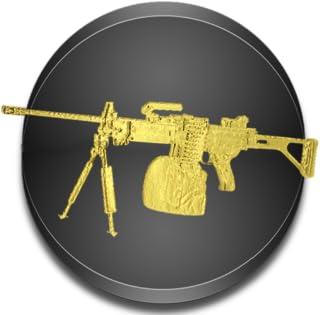 Light Machine Gun Shots