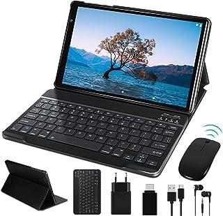 Tablet 10 Pulgadas FACETEL Q3 Android 10.0 4GB RAM+64GB ROM (TF 128GB),5MP 8MP Cámara Tablet PC,Certificación Google GMS -...