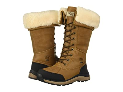 UGG Adirondack Tall Boot III (Chestnut) Women