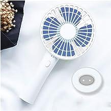 JULABO Durable Mini Ventilateur portatif Ventilateur de Bureau Ventilateur électrique portatif 3 Vitesses Vent USB Pratiqu...