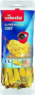 Vileda VIL128263 Soft Supermocio Floor Mop Refill
