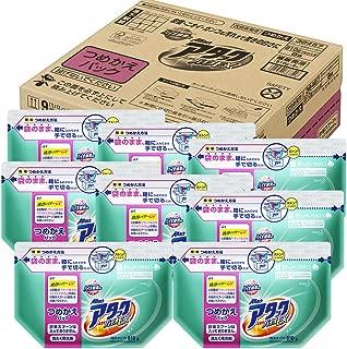 【整箱贩卖】Attack 洗衣液 粉末 高活性生物EX 替换装 810g×8个