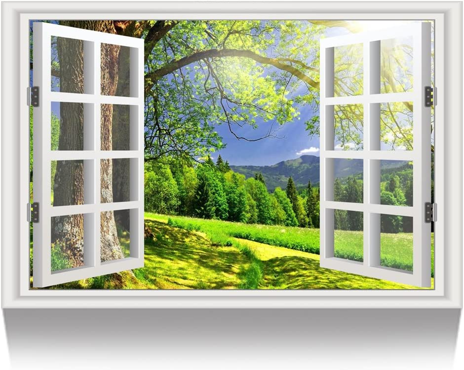 Kreative Arts - Popular shop is the lowest price challenge Canvas outlet Print Wall Over Frame Window Sunlight Art