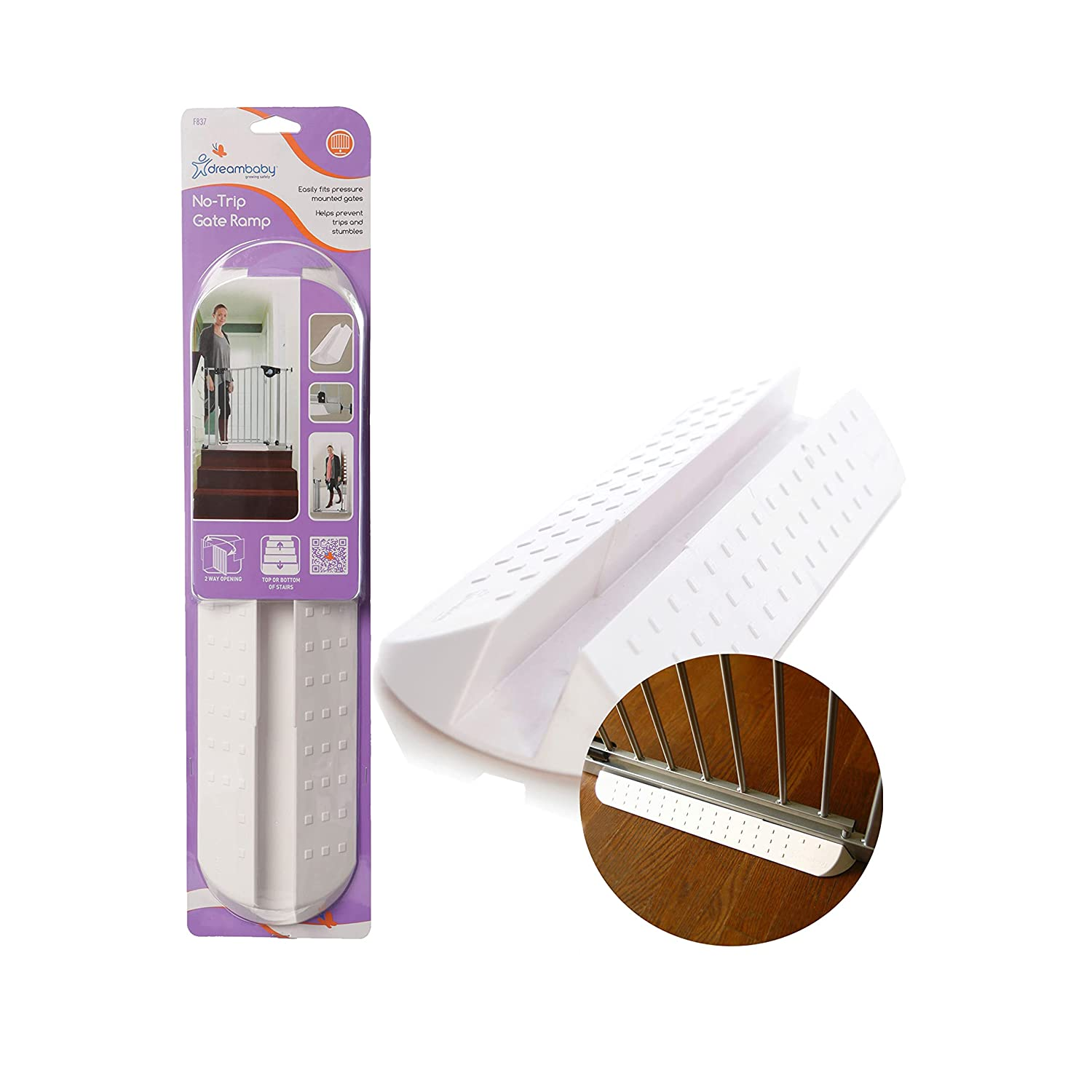 Dreambaby Watch-The-Step Excellence Gate service Ramp