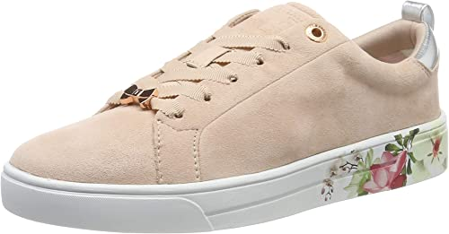 Damen Roullys Turnschuhe, Mint Choco  p Nude