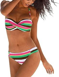 Paris Beauty Swimwear Women Bikinis Swimsuit Bikini Set Push Up Bra Women's Swimming Suit Two Pieces Bathing Suit