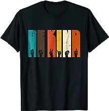 Be Kind ASL Sign Language T-shirt Vintage Style