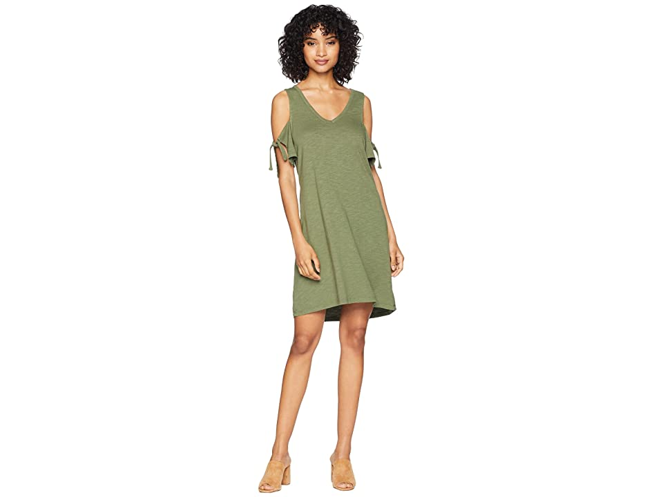 Sanctuary Lakeside T-Shirt Dress (Cadet) Women