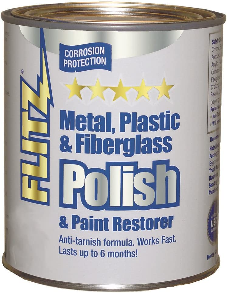 Reservation Flitz New Free Shipping Polish - Paste Can 1 42806 Gallon