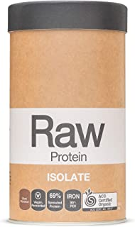 Amazonia Raw Protein Isolate Choc Coconut 500g