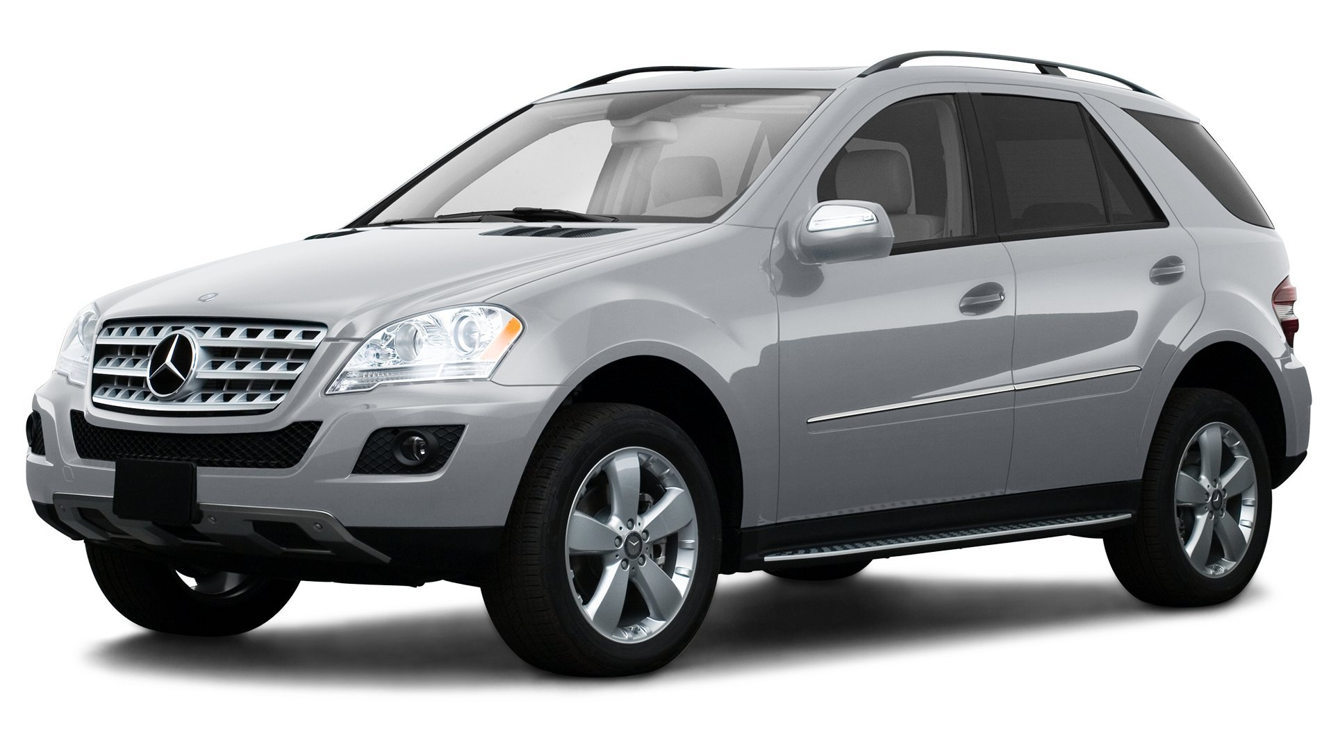 2009 Mercedes-Benz ML320 3.0L BlueTEC, 4MATIC 4-Door ...