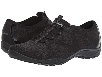 SKECHERS Breathe-Easy Opportuknity (Black) Women