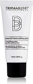 Dermablend Professional Poresaver Matte Primer - Oil-Absorbing Pore-Minimizer Never Dries Out Skin - 24 Hour Makeup Extend...