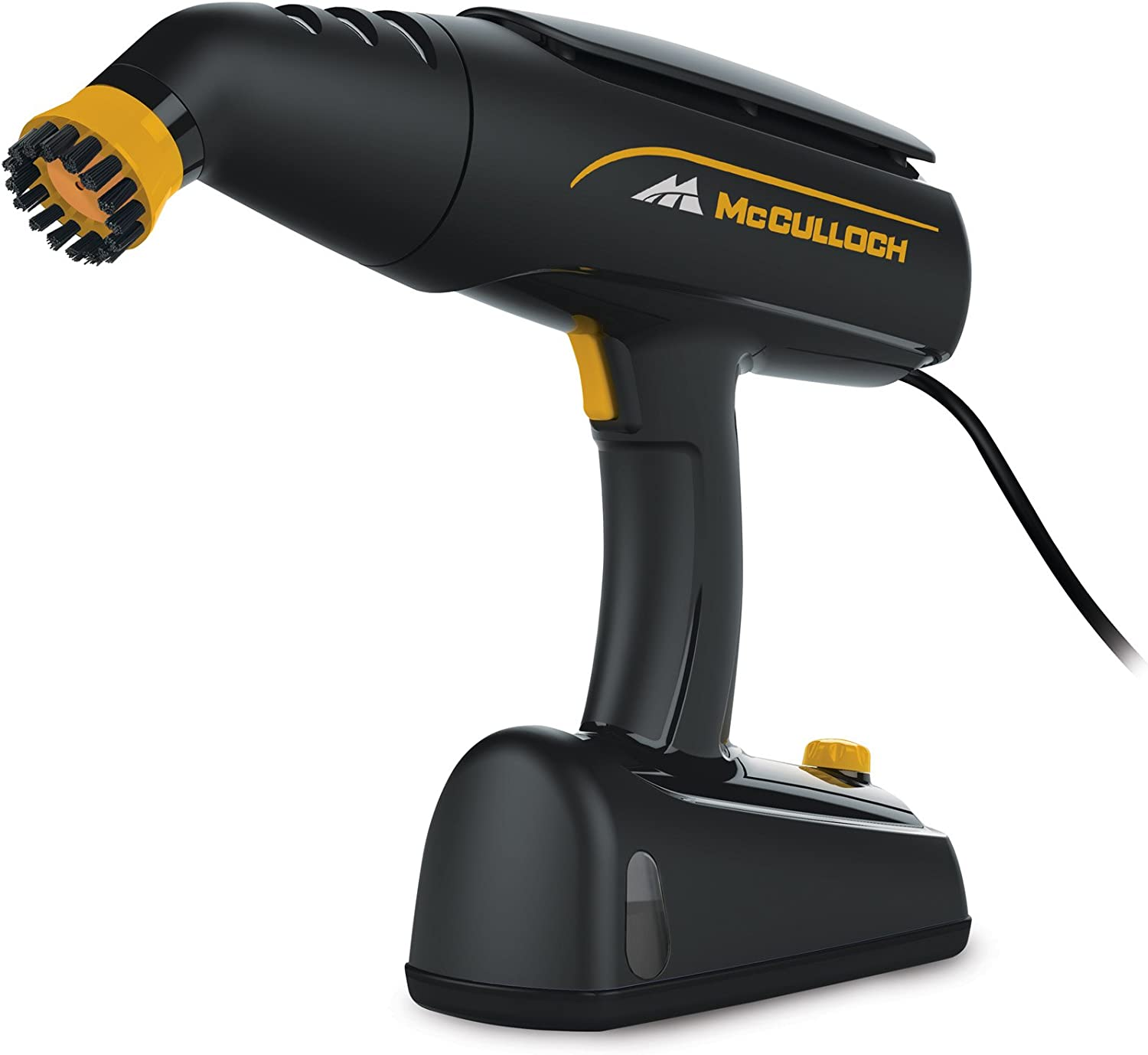 McCulloch MC1245 redary Action Steam Cleaner