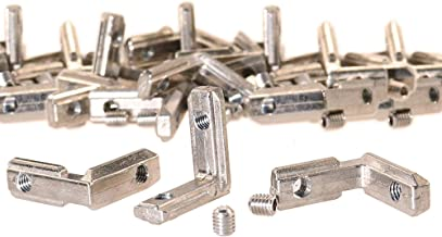 Best l type bracket for 3030 extrusion Reviews