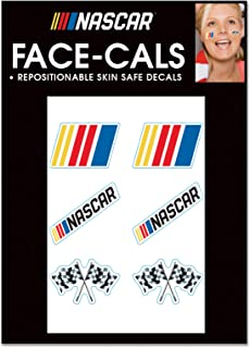 WinCraft NASCAR NASCAR NASCAR Logo Face Cals, Multi, na