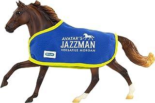 "Breyer Traditional Series Avatar's Jazzman | Horse Toy Model | 12.25"" x 8"" | 1:9 Scale | Model #1826"