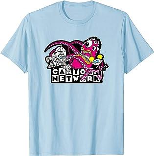 Cartoon Network Dexter's Laboratory CN Logo T-Shirt