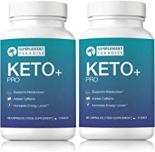 Keto Plus PRO 2X60 Capsules Burn Belly for Energy NOT Carbs Estimated Price : £ 76,21
