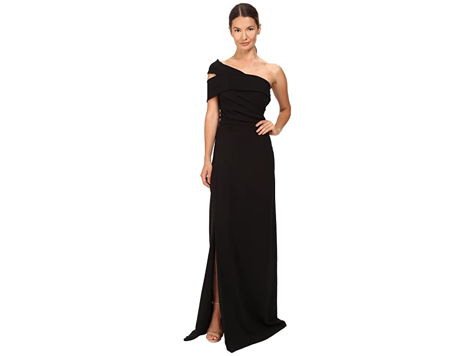 DSQUARED2 Stretch Viscose Blair Gown (Black) Women