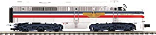MTH 20-21003-4 Freedom Train Alco PA A Unit Non Powered Diesel Locomotive Engine O Scale