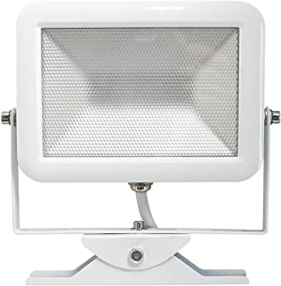 Electraline Projector – /LED Slim Outdoor IP65 with Stand, White, 63502