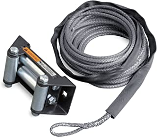 warn 3 16 synthetic winch rope