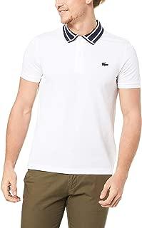 Lacoste Men's Slim Stretch Collar Polo