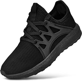 KIKOSOCKS Boys Girls Shoes Sneakers Ultra Lightweight Running Shoes Breathable Tennis Athletic Hiking Shoes