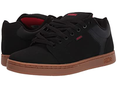 etnies Barge XL (Black/Gum) Men