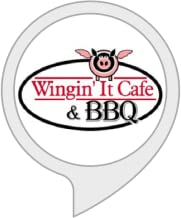 Wingin' It Cafe Daily Specials
