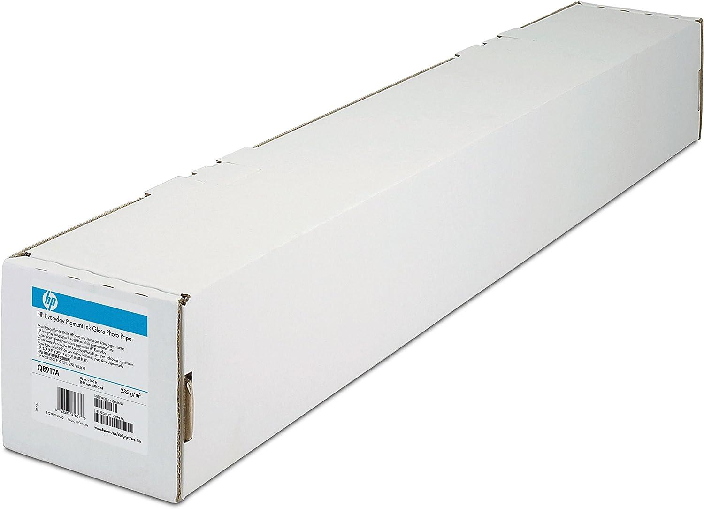 HP C6029C - Papel para plotter, 130 gramos: Brand: Amazon.es: Oficina y papelería