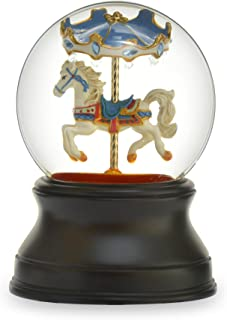 The San Francisco Music Box Company Gemstone Carousel Horse