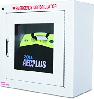 Zoll 80000855 AED Wall Cabinet, 17