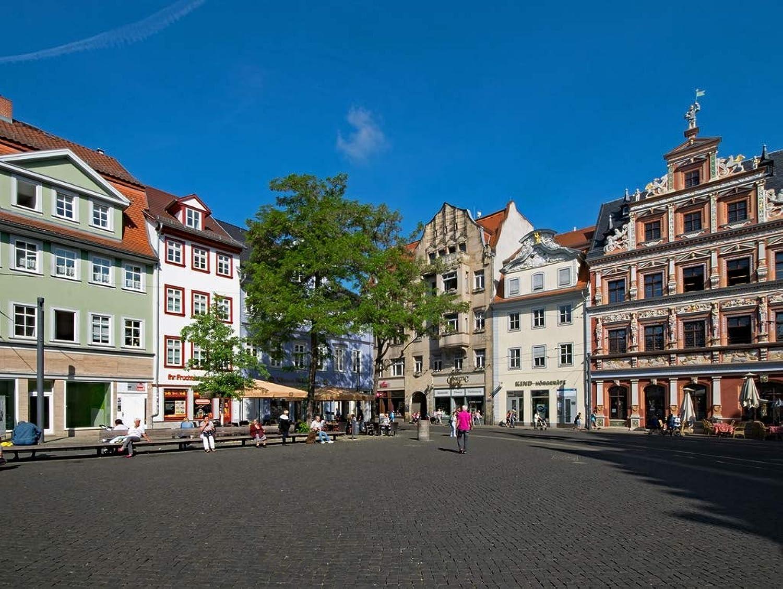 Lais Puzzle Erfurt 2000 Teile B07P8G7F4D Vielfalt | Haltbarkeit